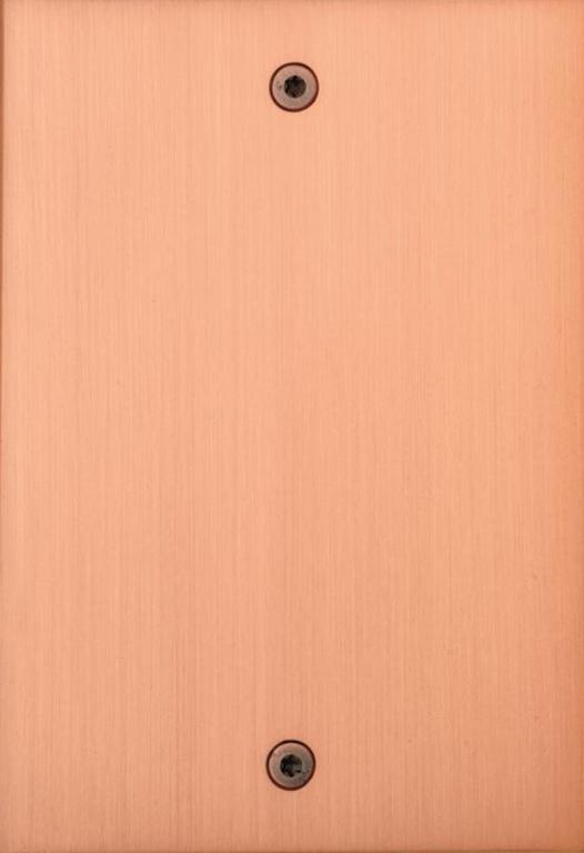 Cuivre Satiné (Satin Copper)