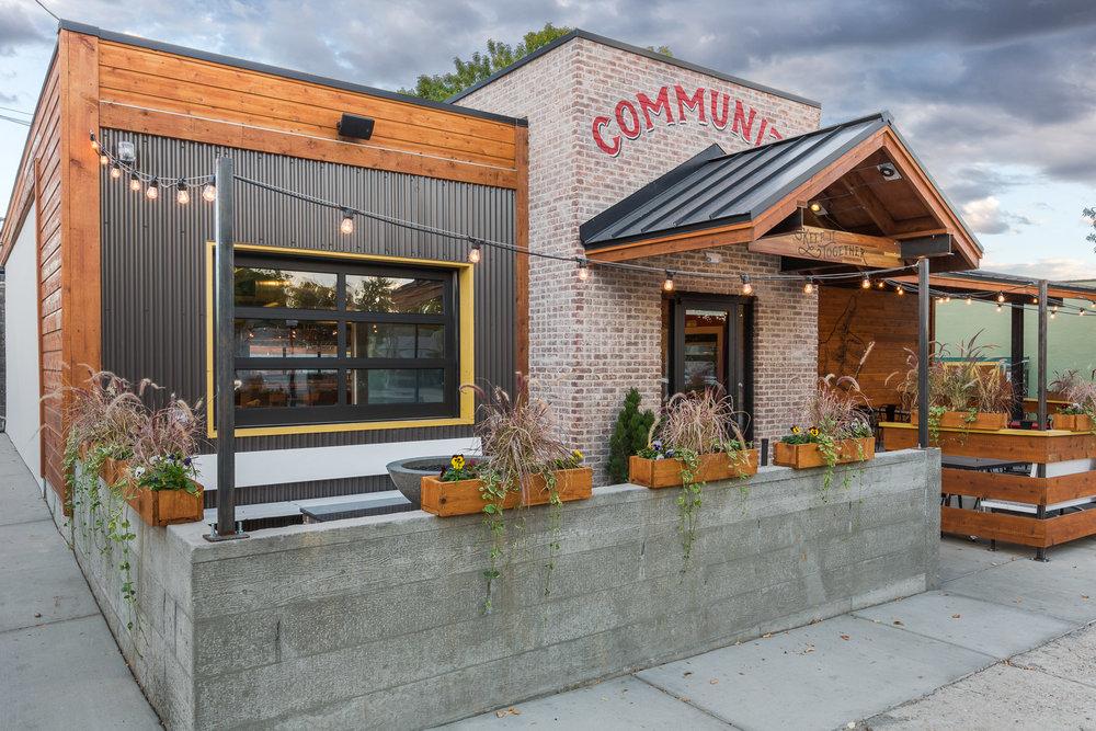 Community Restaurant | Lafayette