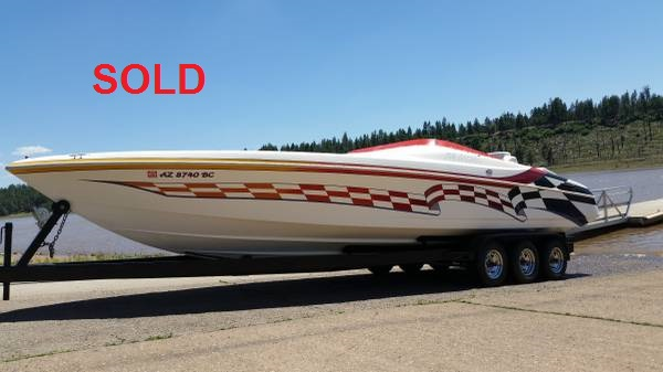 THIS BOAT HAS BEEN SOLD!