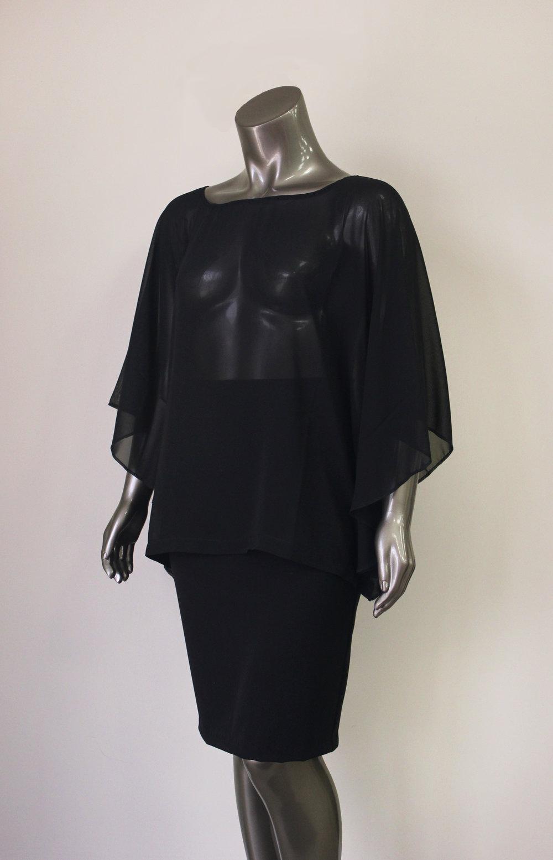 Black Blouse - $120 CAD