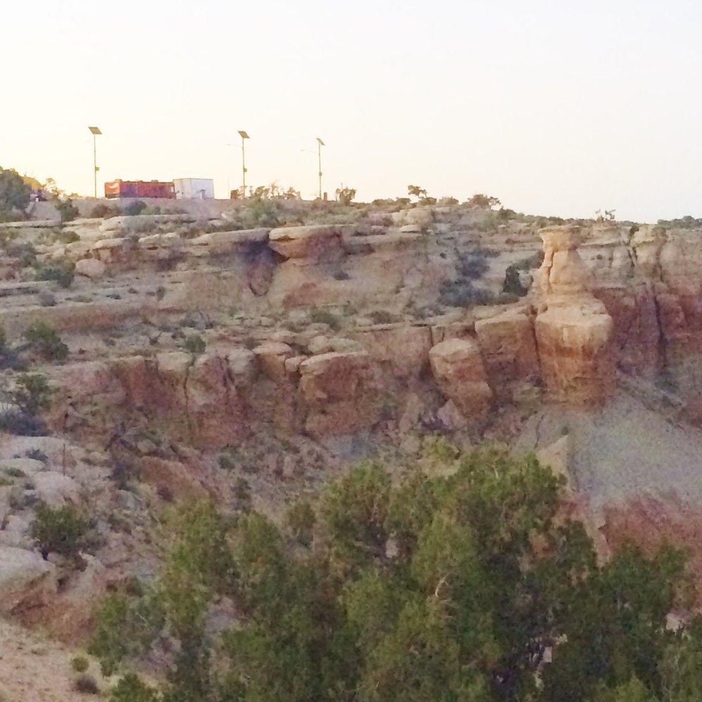 RV In Desert.JPG