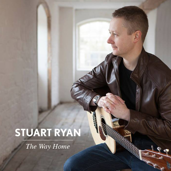 Artist:  Stuart Ryan Music   Title:  The Way Home   Credit:  Recording, Mixing, Mastering   Year:  2015