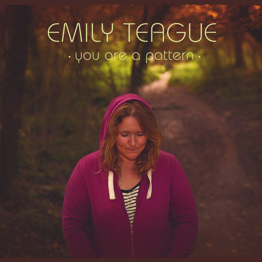 Artist:  Emily Teague   Title:  You are a Pattern   Credit:  Mastering   Year:  2014