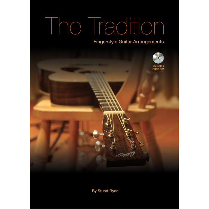 Author:  Stuart Ryan   Title:  The Tradition (Accompanying Audio CD)   Credit:  Mastering  Year: 2013
