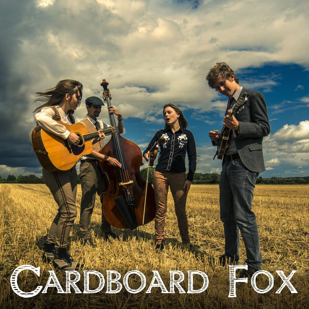 Artist:  Cardboard Fox   Title:  EP   Credit:  Record / Mix / Master   Year:  2014