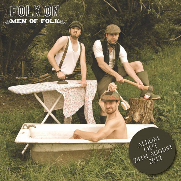 Artist:  Folk On!   Title:  Men of Folk   Credit:  Mastering    Year:  2012