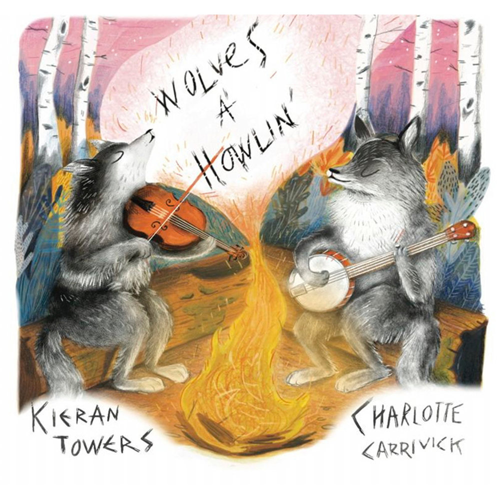 Artist:  Kieran Towers & Charlotte Carrivick   Title:  Wolves a Howlin   Credit:  Recording, Mixing, Mastering, Performer   Year:  2016