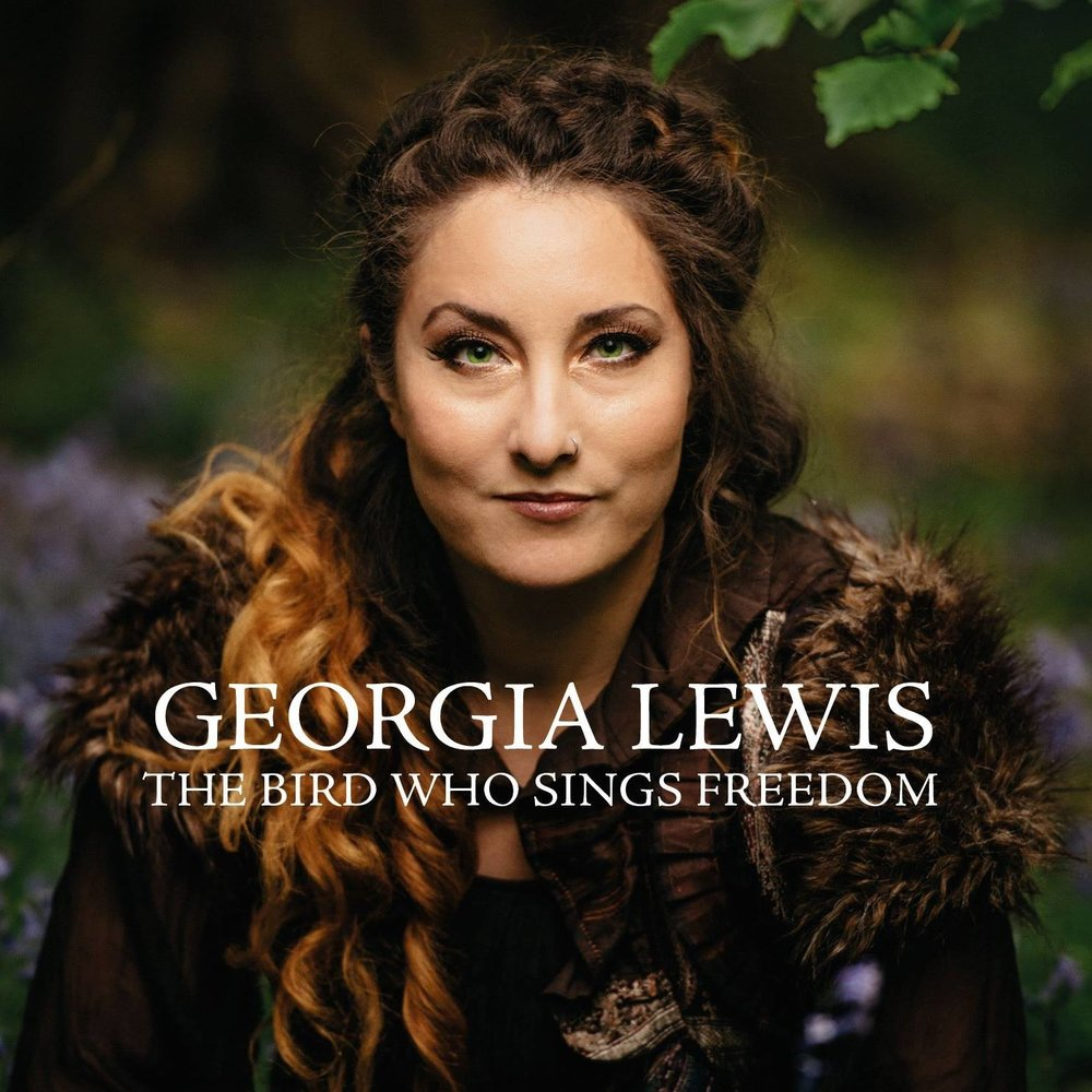 Art ist:  Georgia Lewis    Title:  The Bird who sings Freedom   Label:   RootBeat Records    Credit:  Recording, Mixing, Mastering   Year:  2017