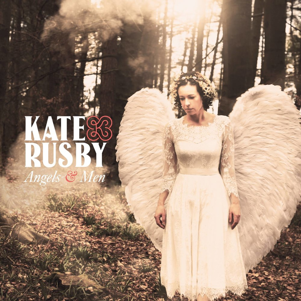 Artist:   Kate Rusby    Title:  Angels and Men   Label:   Pure Records    Credit:  Recording, Mixing, Performer (Percussion / Programming)   Year:  2017