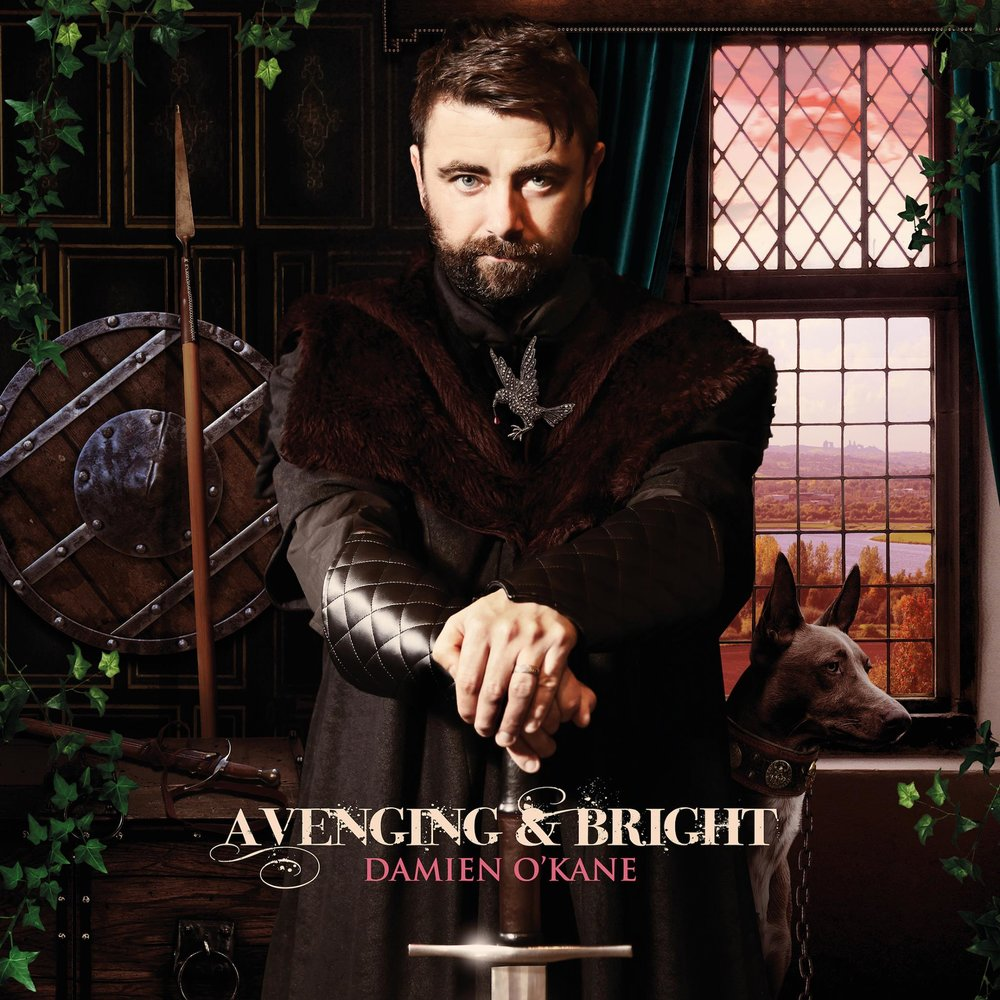 Artist: Damien O'Kane   Title: Avenging & Bright  Label: Pure Records  Credit: Mixing, Performer  Year: 2017
