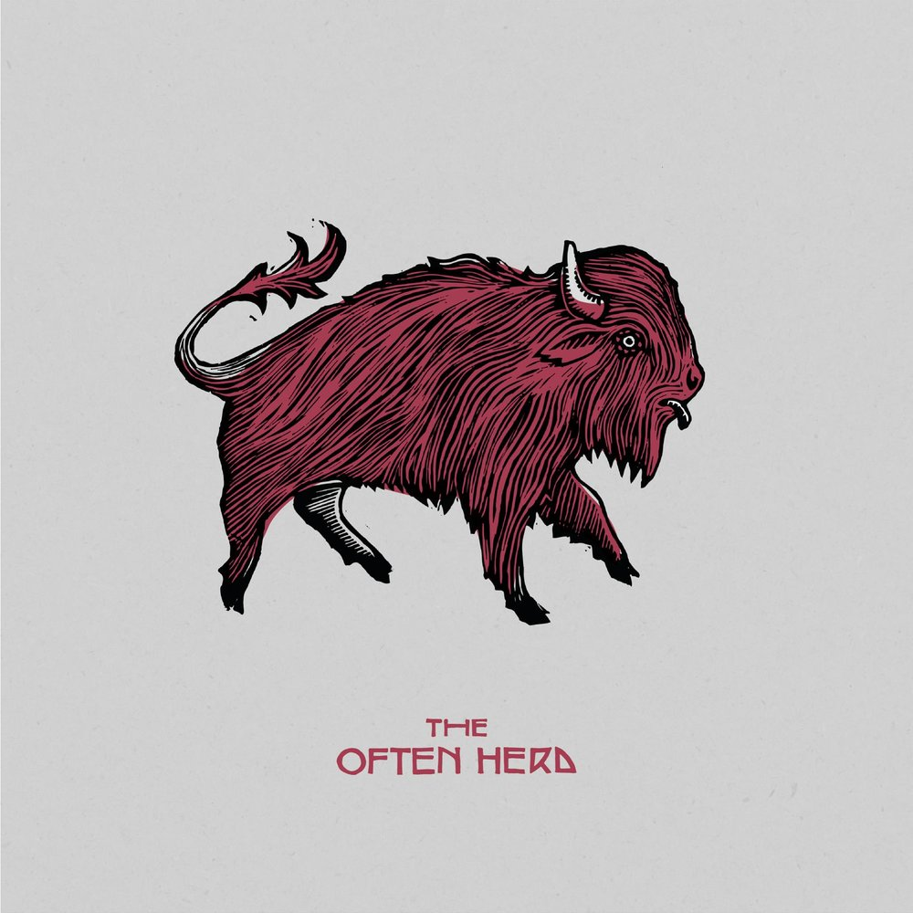 Artist:   The Often Herd    Title:  EP   Credit:  Mastering   Year:  2018