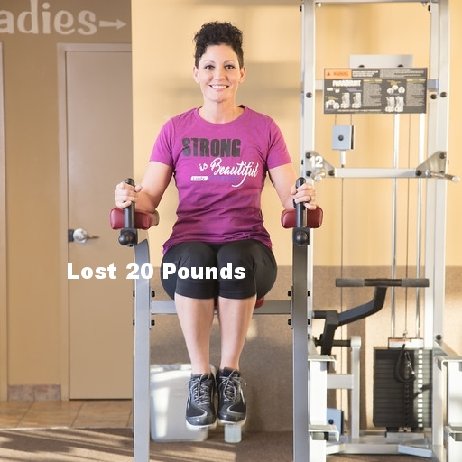 Motivation - I have been a member of Lady Fitness for over four years. I love how comfortable I feel when I work out there. I also love the classes, because I always push myself to work harder and exceed my own expectations. Joining Lady Fitness was the motivation I needed to be a healthier me.- Melissa