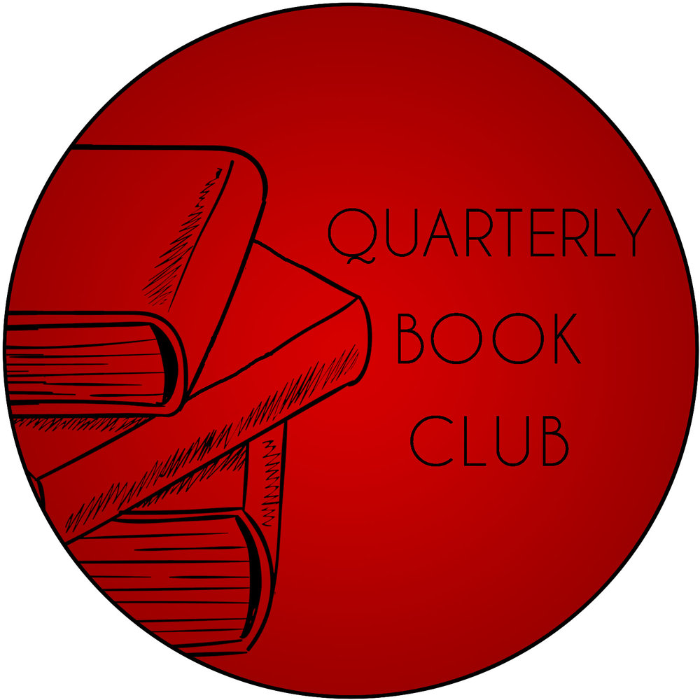 Quarterly Book Club - Why quarterly? Because you're busy and books are long! Samantha Stark hosts this video book club for times a year! You can participate on social media and through an online portal, then head over to our YouTube page for the final discussion.