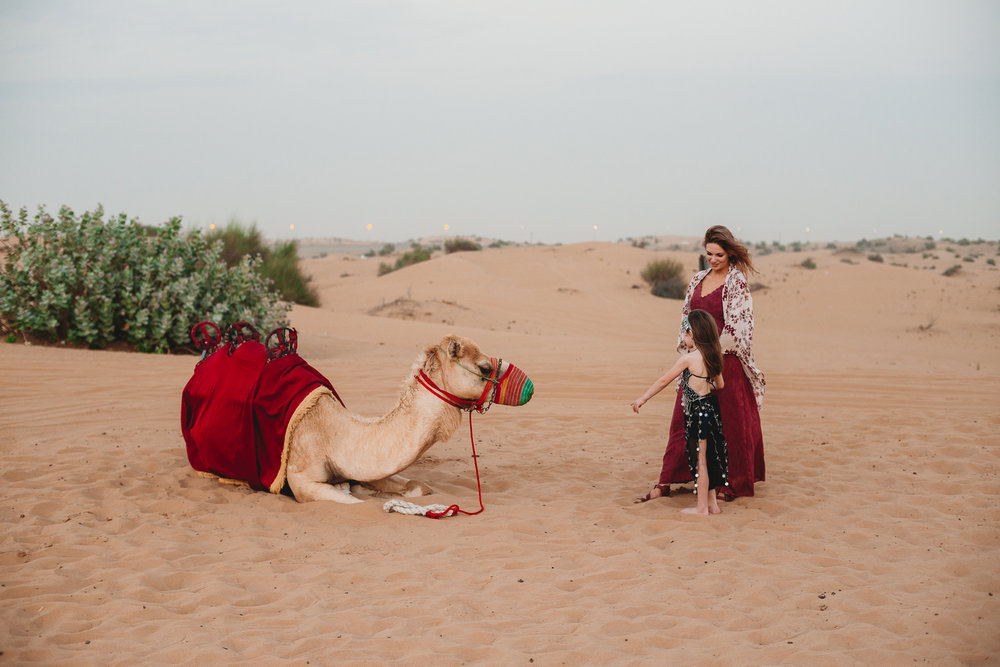 Our day in the desert was amazing.  We got to ride a camel, do some dune surfing, eat a delicious traditional Bedouin meal and see talented dancing displays.