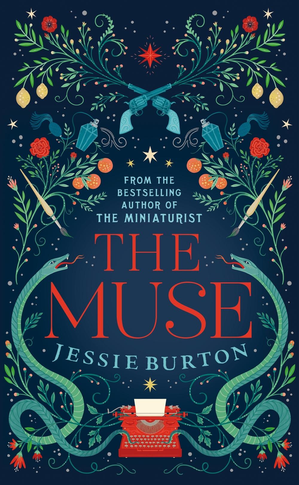 The Muse Burack S Bookshelf