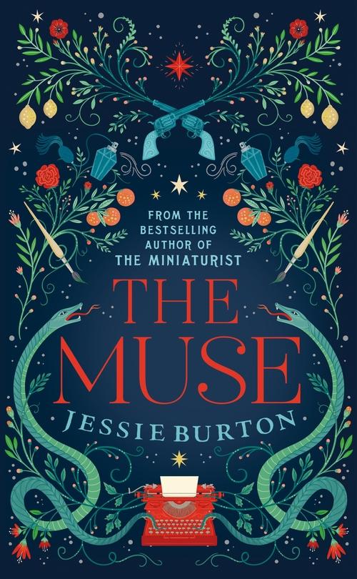 The Muse Buracks Bookshelf