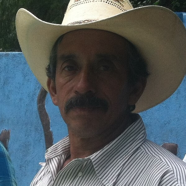 Our friend Manrique, of Quesada, Guatemala.