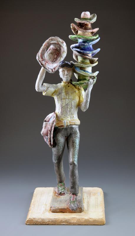 Hat Seller, 2008