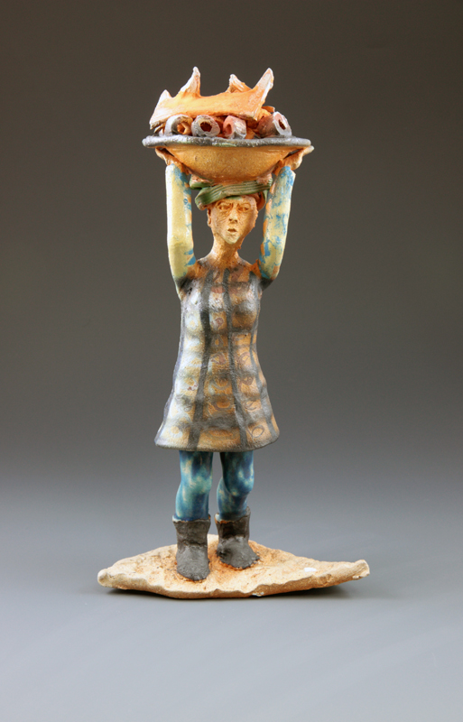 Woman with Bowl, 2008