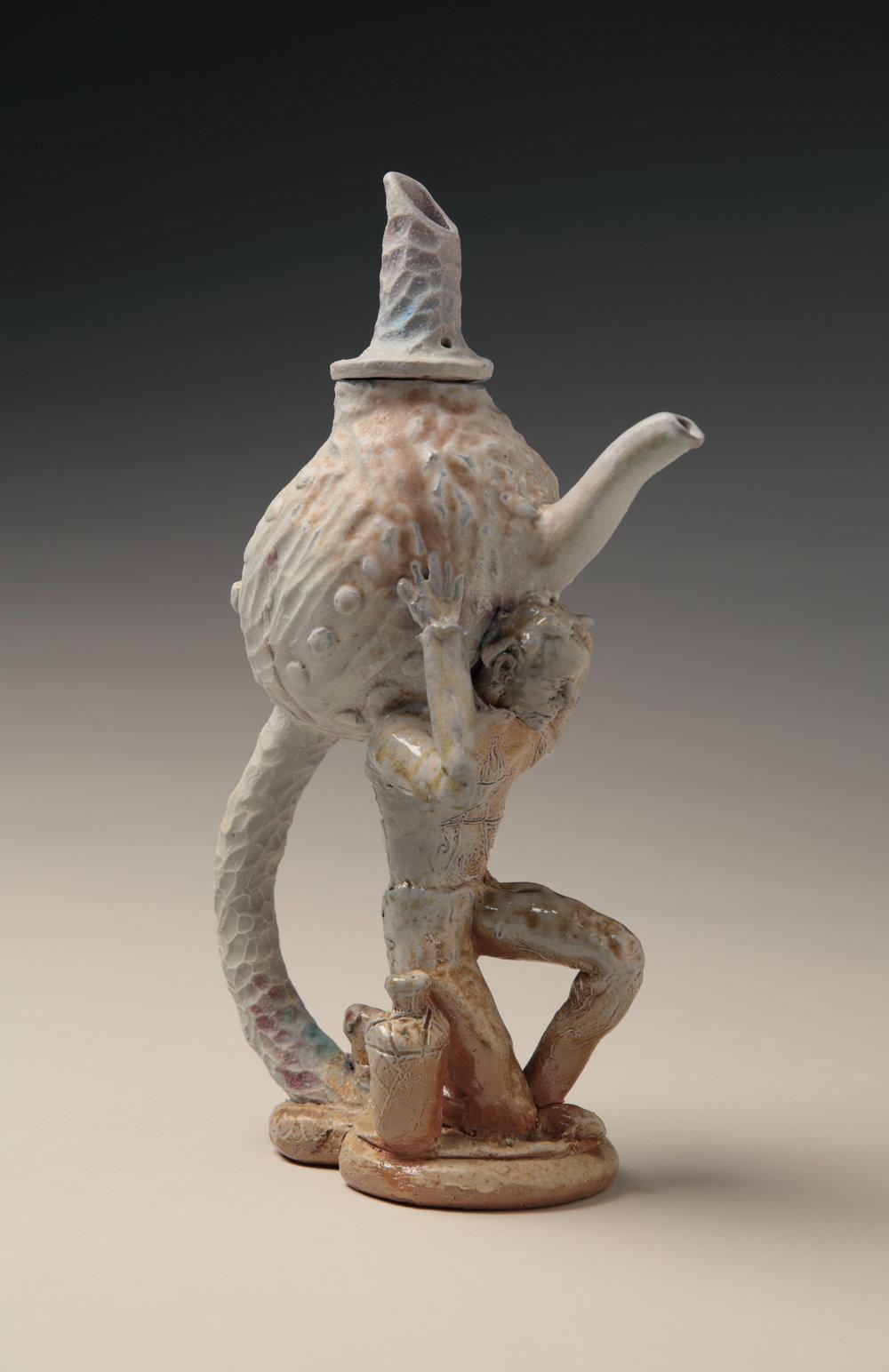 Atlas Teapot, 2013