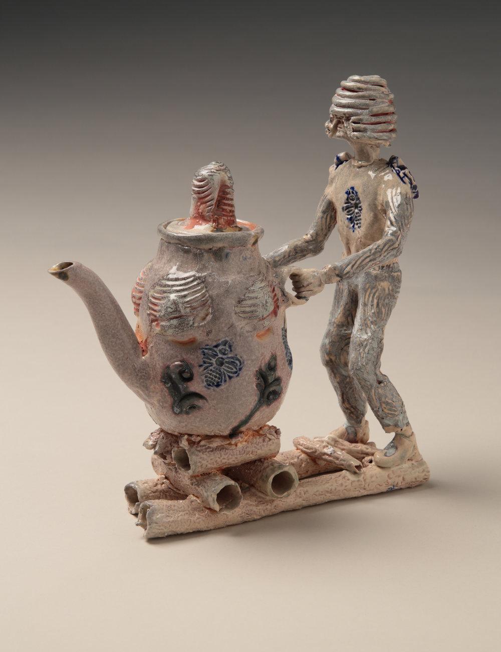 Beekeeper Teapot, 2013
