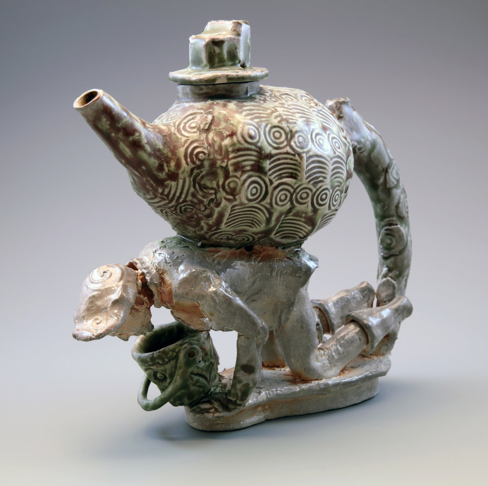 Sick Man Teapot, 2013