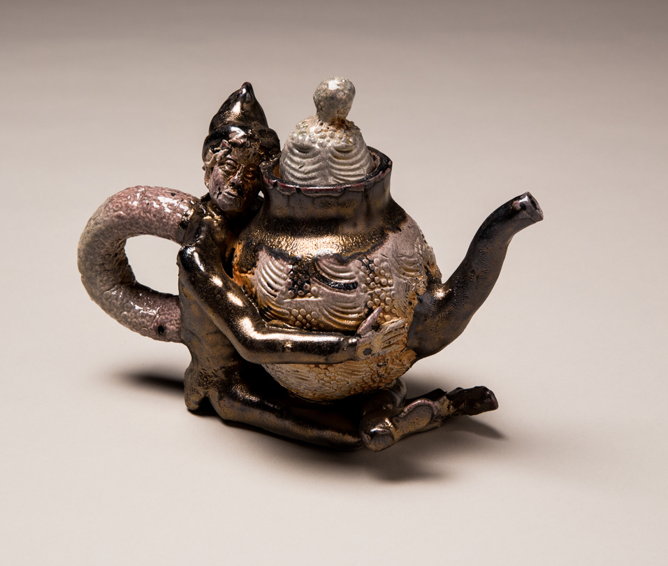 Sleeper Teapot, 2013