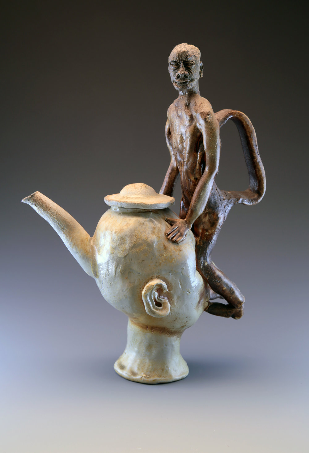 Stuck On You Teapot, 2013