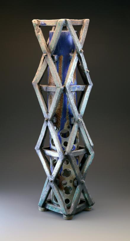 Building Vase, 2013