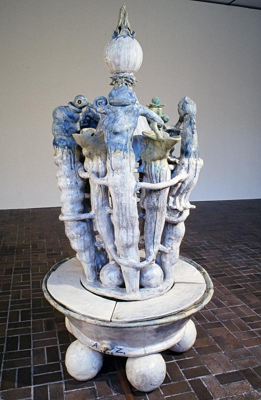 Fools Fountain, 1998