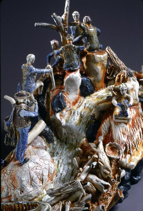 Mirimichi, detail