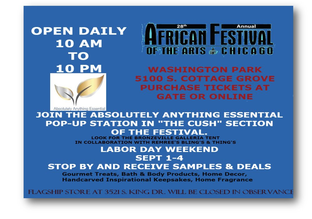 On-Location African Fest