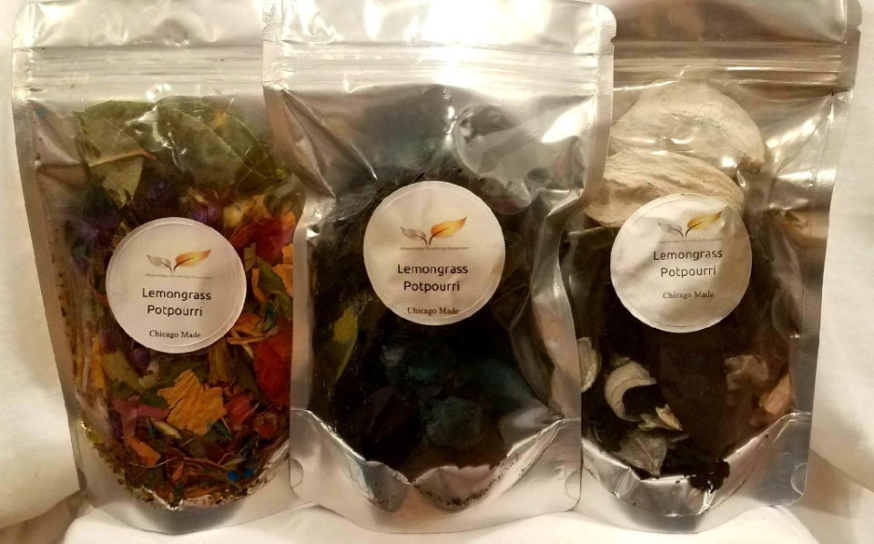 Create your own potpourri mixture.