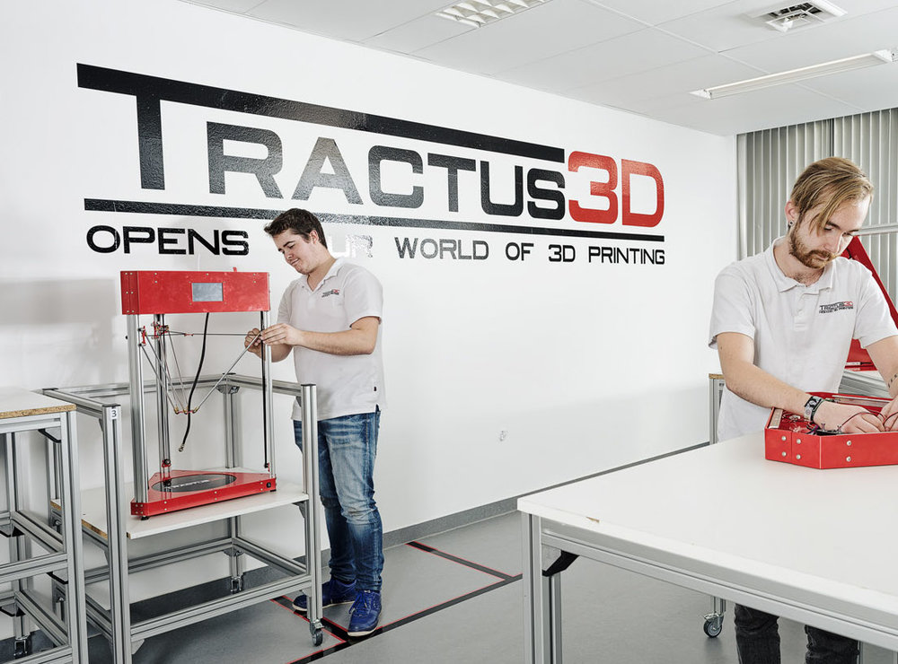 Office Tractus3D