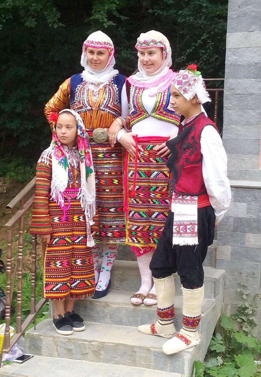 From Bulgaria with Love: - Roses, Rakiya & Song