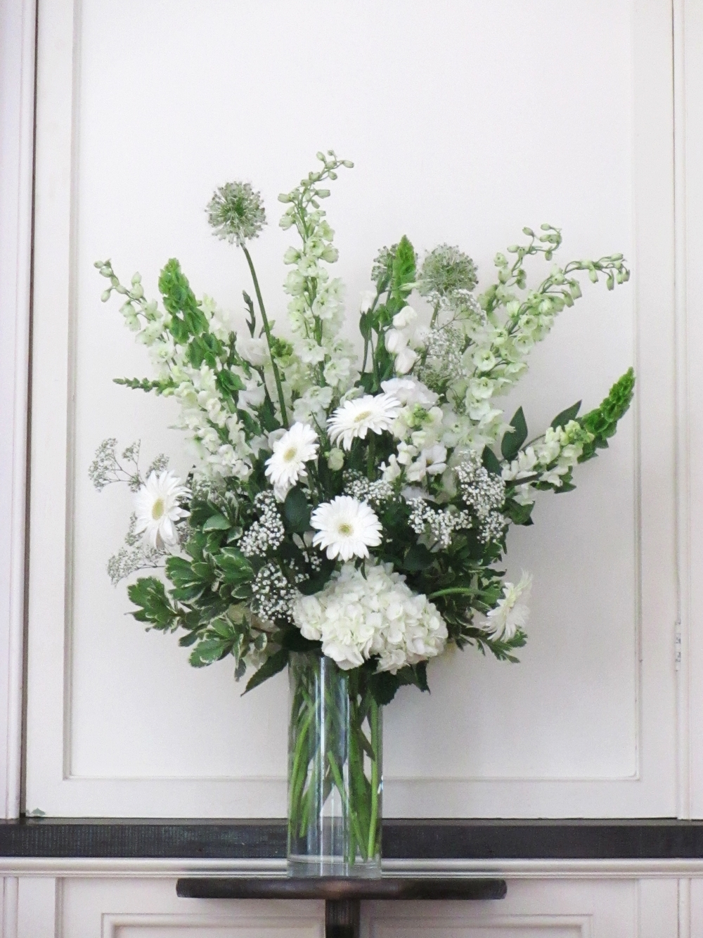 F33 $150 - $200 Large vase arrangement