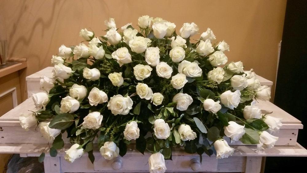 F3   $400 All rose blanket