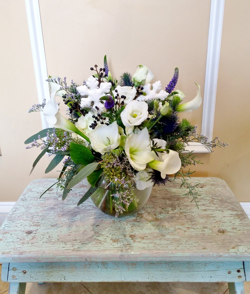 A1  $75-$125 Cluster-style arrangements. $75 as shown