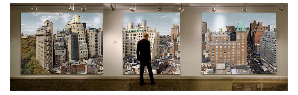 Cityscapes Installation