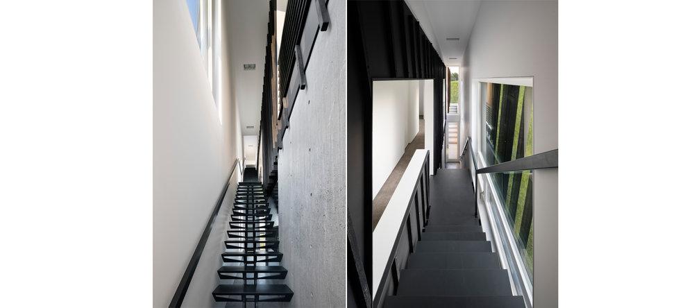 ................ stair gallery ................