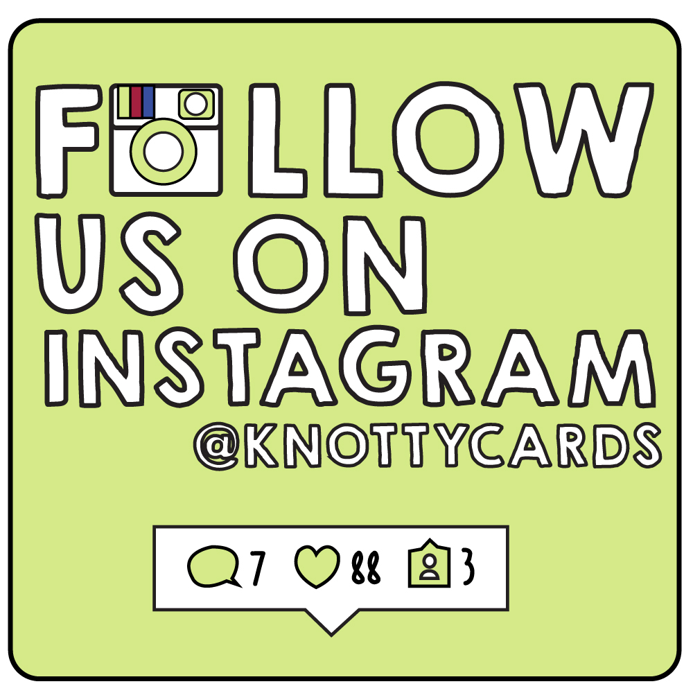 Knotty Cards Instagram