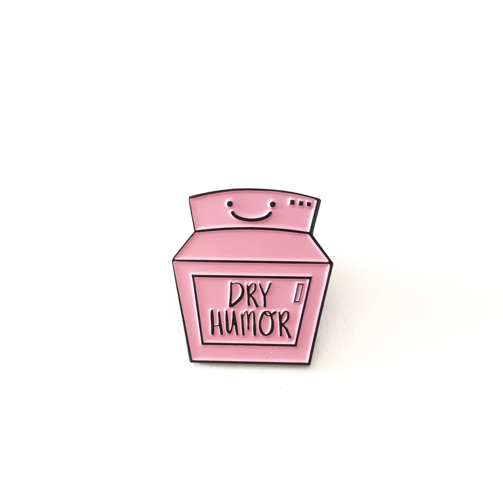 ENAMEL PINS! **NEW**