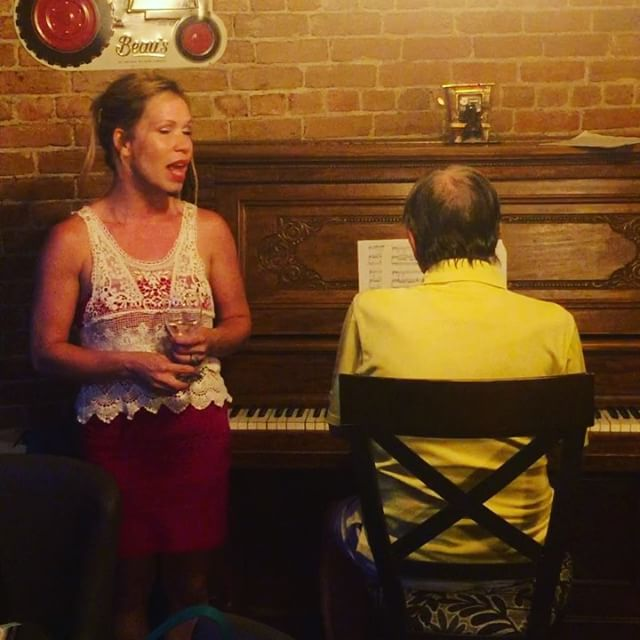 Occasional Live Piano Nights - We have many talented neighbors and guests at Aubergine. Occasionally we are lucky enough to be treated to live piano during dinner hours. Please plan to make reservation in advance if you would like to play during dinner time.