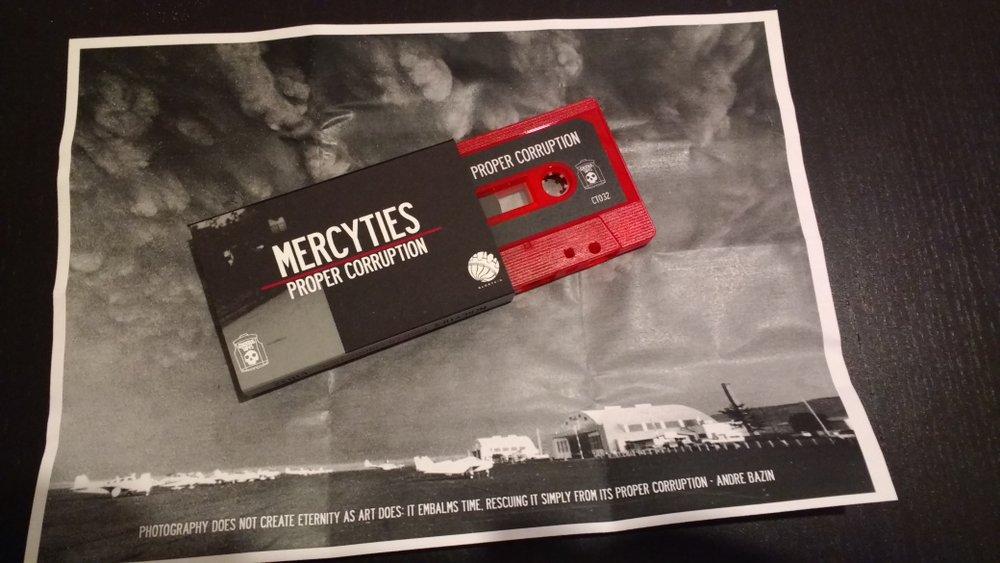Cassette Layout