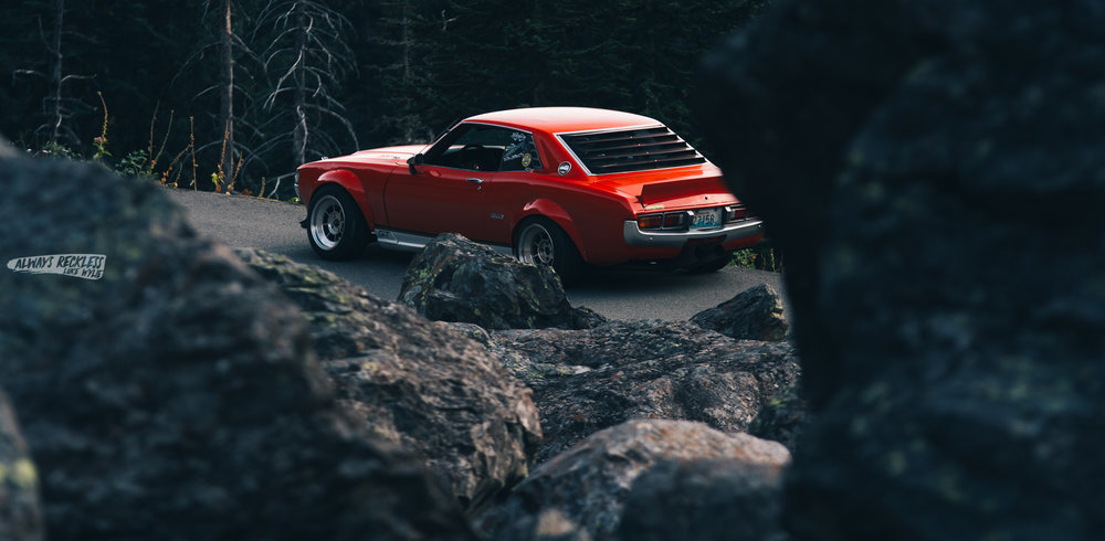 1976 Toyota Celica - Putting fantasy to practice
