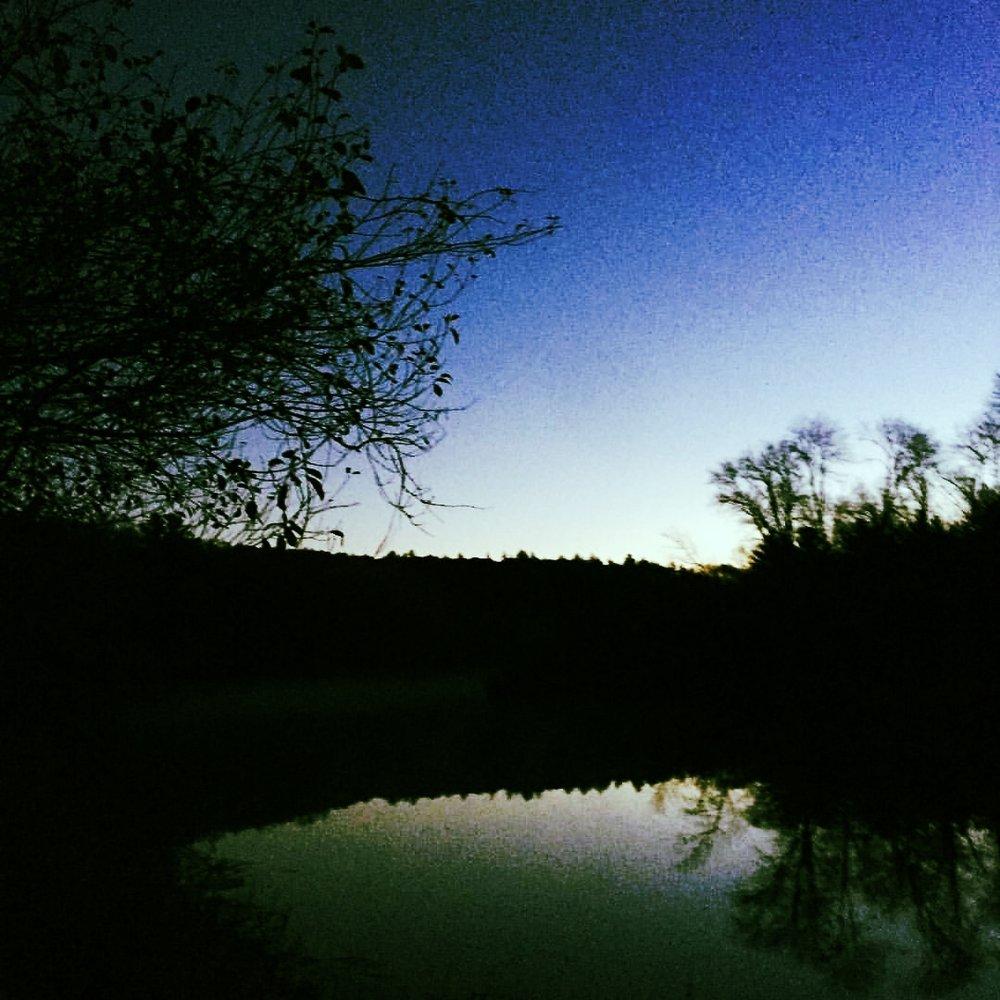 Charles River, Before Sunrise