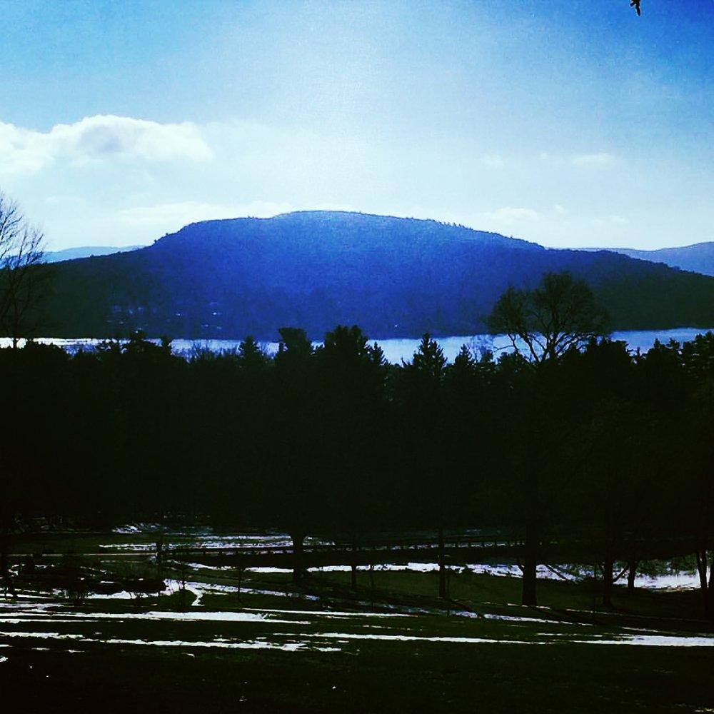 Berkshires Retreat: Morning View