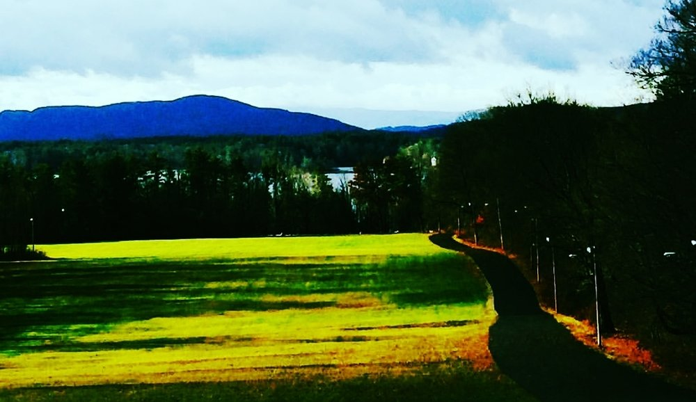 West Stockbridge, The Berkshires, The Long View