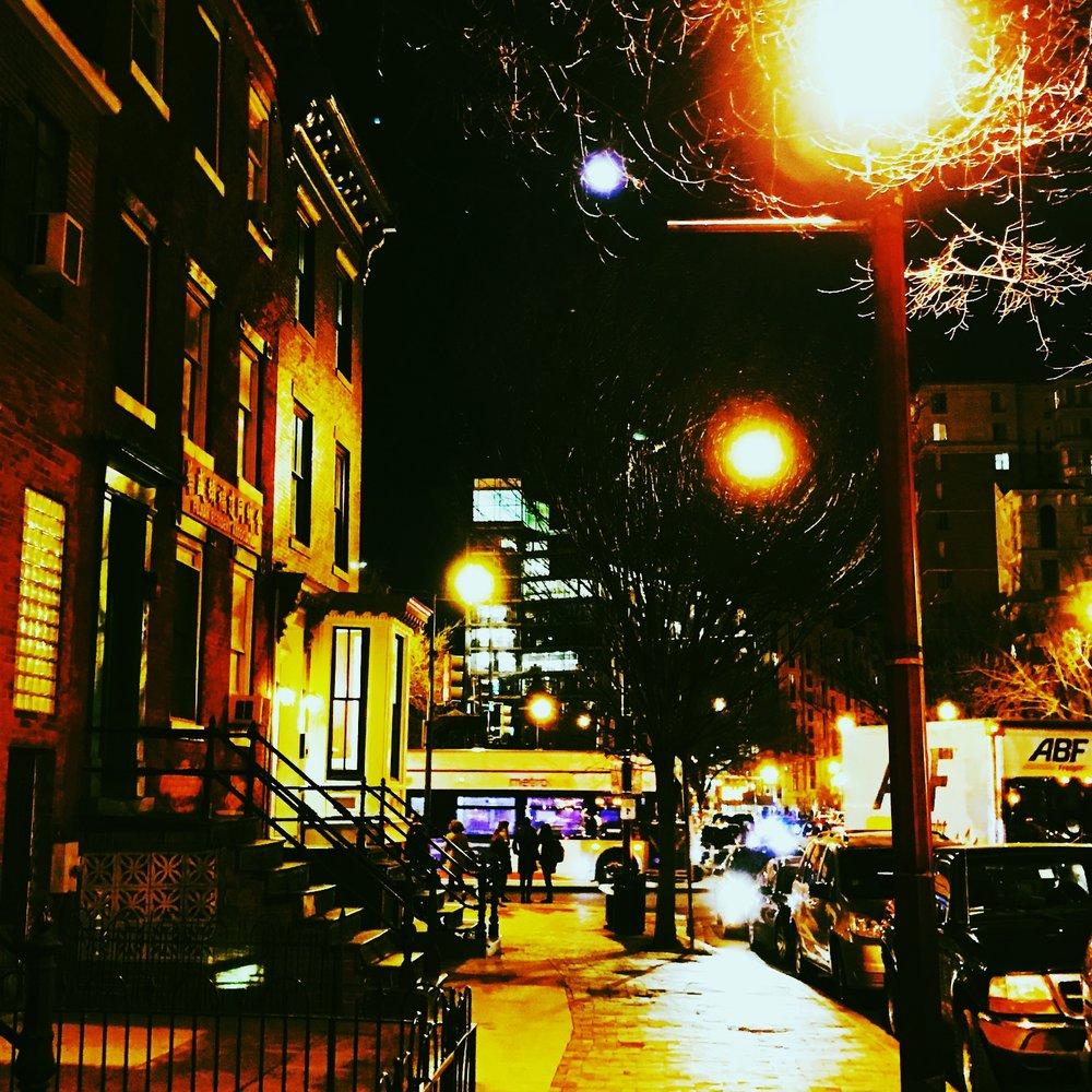 Moonlight & Lamplight