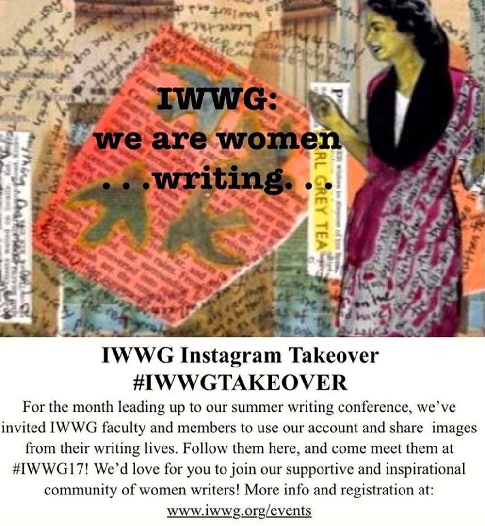 http://www.instagram.com/wearewomenwriting